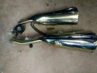 Z1000 standard exhaust 09