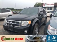 2010 Ford Escape XLT London Ontario Preview