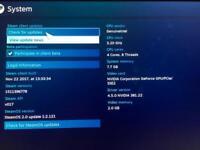 Alienware i7 console