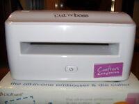 Craftwell Cut 'n' Boss Automatic Die Cutting Machine Bundle