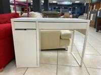 White desk £40