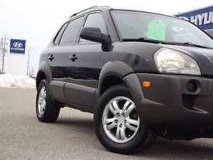 2007 Hyundai Tucson GL V6 | CLOTH | SAFETY CERTIFIED | ALLOYS | Stratford Kitchener Area image 9
