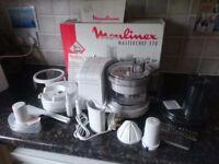 Moulinex Masterchef 370 Food Processor