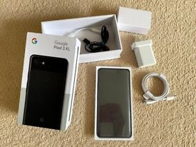 Google Pixel 3 XL 64GB Unlocked Black, Android 11