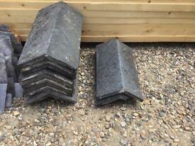 Used slate tiles