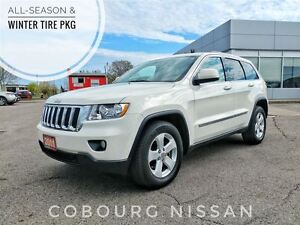 2011 Jeep Grand Cherokee Laredo Navi Leather Roof  FREE Delivery