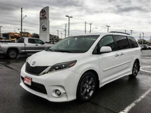 2016 Toyota Sienna SE TECH+REMOTE START!