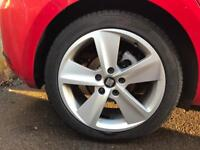 Seat Leon Fr Alloys and Tyres and wheels