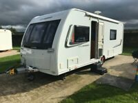 2013 Lunar Clubman SB. Twin Single Beds. Alde Wet Central Heating. Auto Engage Motor Mover.