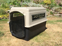 Petmate Vari Kennel Extra Large Travel Crate For Pets