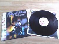 Prince Purple rain album on vinyl