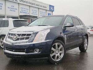 2011 Cadillac SRX Panoramic sunroof| Heated leather| Bluetooth
