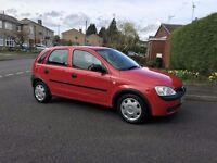 2001 Vauxhall Corsa 1.4 AUTOMATIC - Low Mileage - Recent Major Service - Drives Perfectly