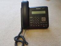 4 Panasonic KX-UT123 handsets