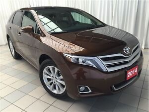 2014 Toyota Venza Limited AWD *Rare with Navigation*