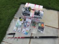 SWAP - All New SEA FISHING GEAR for New/Used Freshwater FISHING GEAR