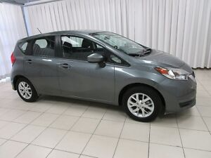 2018 Nissan Versa SV NOTE 5DR HATCH
