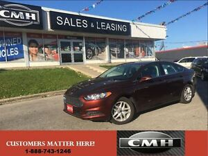 2015 Ford Fusion SE CAM P/SEAT ALLOYS *CERTIFIED*