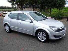 "2007 Vauxhall Astra 1.4 sxi 5 door Hatchback, Low Mileage, ""55130mls"""
