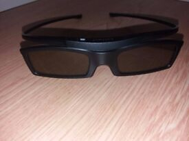 Samsung 3D Viewing glasses.