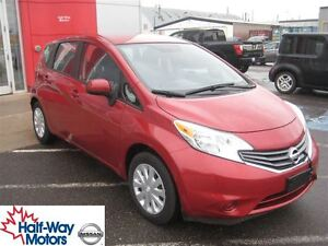 2014 Nissan Versa Note 1.6 SV | Practical & Efficient!