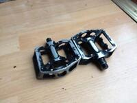 Alloy pedal for Mtb and Bmx