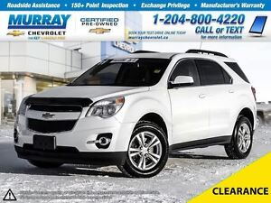 2011 Chevrolet Equinox 2LT *Leather Seats, Heated Seats, Remote