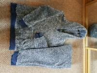 Boys Cosy Fleece 2 piece. AGE 11