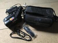Sony Handycam Video8 X-RAY WITH 180x digital zoom.