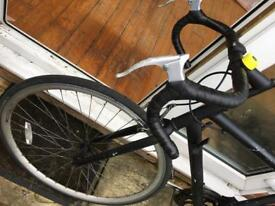 old road bike