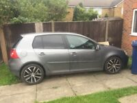 VW GOLF 2.0 TDI - NIGHT ALLOYS