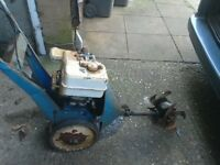 Rotivator 4 stroke briggs and Stratton engine has fuel leak was working before the leak