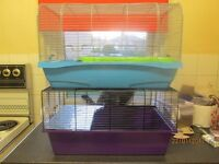 Hamster Cages FOR SALE, Bristol Savic Cage, and Large Pets at Home Cage