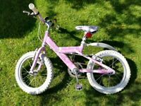 Little Girls Bicycle - Pink