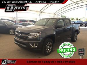 2017 Chevrolet Colorado Z71 NAVIGATION, DIESEL, BOSE AUDIO