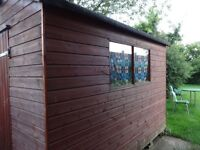 Shed/Workshop for sale.£600.00 ono.