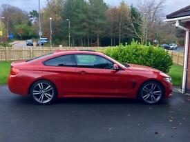 BMW 420d MSport xDrive Sports Auto