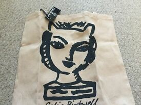 Celia Birtwell tote bag limited edition