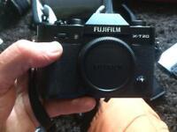 Fuji XT20 camera body bundle