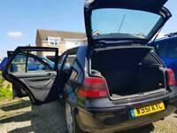 VW GOLF GTI 2L mark 4