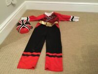 Power rangers outfit & mask