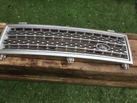 Range Rover Supercharger Grill