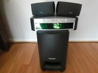 Bose 321 Home Theater System. Fully Working