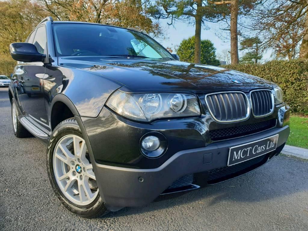 Sep 2010 BMW X3 2 0 SE Xdrive 4x4 Auto 175bhp! Heated Leather! 19 Inch M  Sport Alloys! FSH! FINANCE | in Crumlin, County Antrim | Gumtree