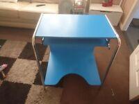 Kids blue table