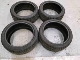 Dunlop 245/40/18 WINTER tyres x4