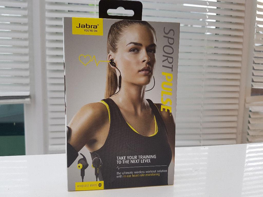 Brand New pair of Jabra Pulse Bluetooth Earphones