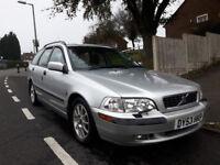 Volvo V40 Diesel Estate 1.9d S 5Dr 115bhp 12+ mot! LOW MILEAGE