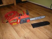Sovereign 1800W electric Chainsaw brand new