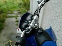 Zhongshen 125cc motorbike